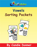 Vowels Sorting Pockets