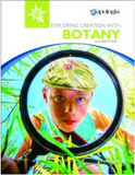 Apologia Exploring Creation With Botany 2nd Edition Lapbook Package