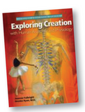 Apologia Exploring Creation with Human Anatomy & Physiology Lapbook Package (Lessons 1-14)