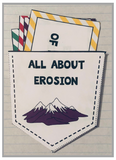 Erosion Interactive Foldable Booklets