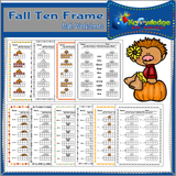 Ten Frame Math Worksheets