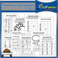 Syllables Worksheets