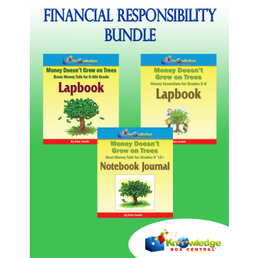 Financial Responsibility BUNDLE
