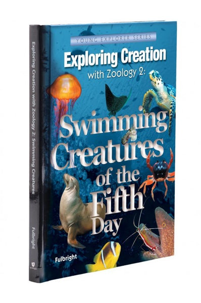 Apologia Exploring Creation with Zoology 2: Swimming Creatures of the 5th Day Lapbook Package (Lessons 1-13)