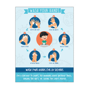 How to Wash Your Hands - Kids (Boy)