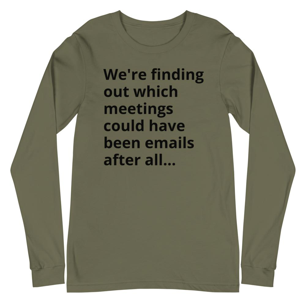 The Truth About Meetings