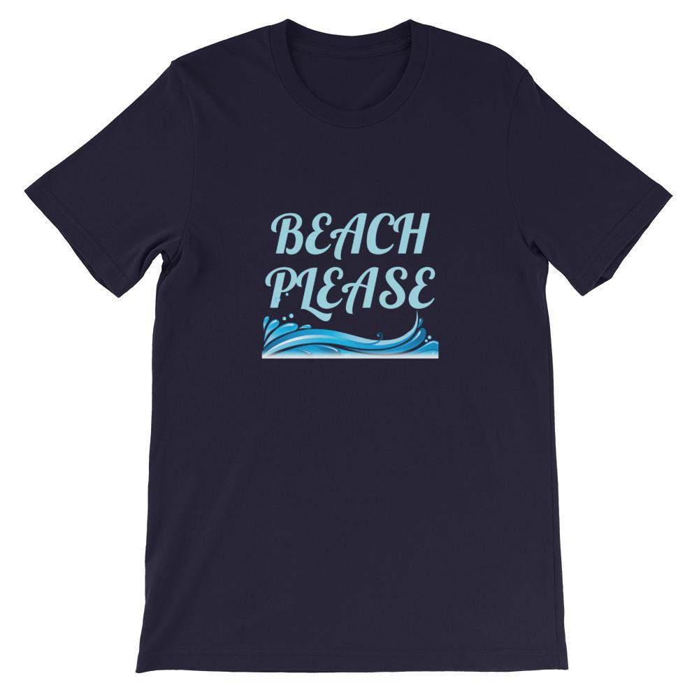 Beach Please-The Snarky Beaver