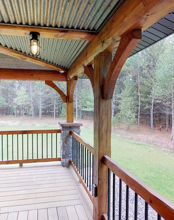 trim timber arched accent laura parmeter tod sharon wisconsin log home cabin retreat vacation paradise bucket list #goals