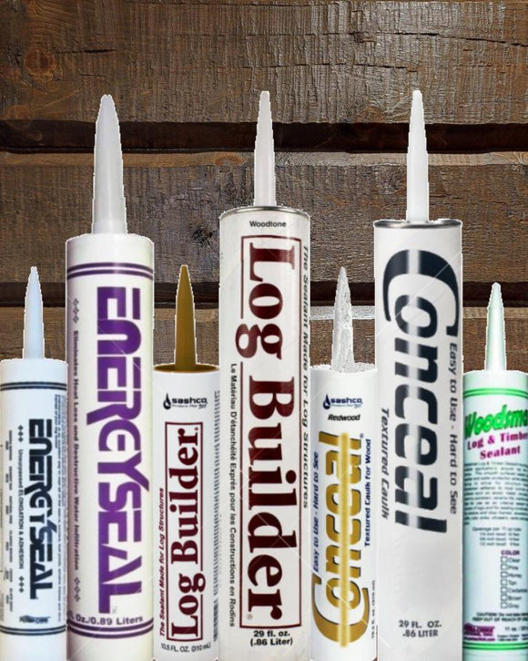 Log & Wood Caulk