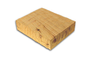 "3"" x 10"" Hand-Hewn Timber"