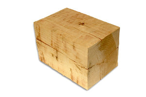 "8"" x 8"" Hand-Hewn Timber"