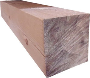 "8"" x 8"" Ceiling/Rafter Square Timber Beam"
