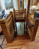 "8x8 square post newel support beam 8"" 8 inch 8""x8"" x pine eastern white pine #516 #517 golden eagle log and timber homes log home mart jay tod sharon sarah zach parmeter wisconsin rapids"