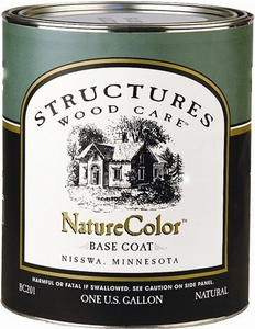 NatureColor Base Coat - Exterior Stain - 1 Gallon