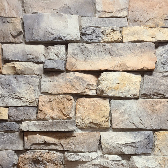 Cultured Stone - Deep Cut Manzineta Elk Lodge Blend