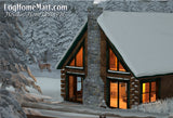Holiday Home - Lofted Style - 1,488 sq. ft.