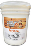 PolySeal™ - Interior Wall & Woodwork Protection - 5 Gallons