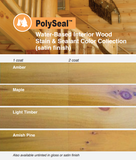 PolySeal™ - Interior Wall & Woodwork Protection - 1 Gallon
