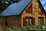 Rustic Ranch - Lofted Style - 1,444 sq. ft.