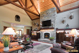 cultured stone veneer exterior interior decorative fireplace mantel chase stones