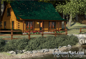 True North - Lofted Style - 1,872 sq. ft.