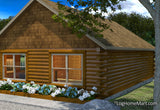 Vacation Home - Ranch Style - 864 sq. ft.