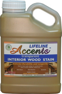 Lifeline Accents - Interior Wood Stain - 1 Gallon