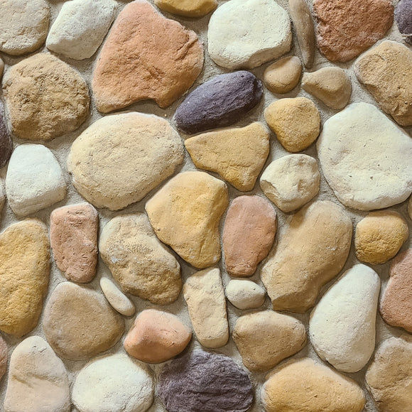 Cultured Stone - Cedar Blend River Rock