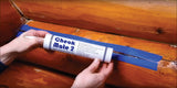 Check Mate 2 - Caulk for Log Checks/Cracks- 11 oz. tubes - Case of 12 ct.