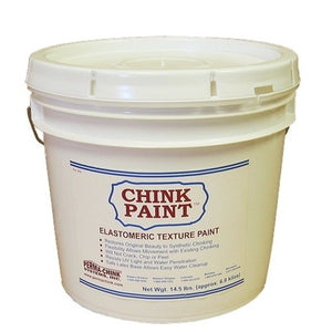 Chink Paint™ - 1 Gallon Bucket