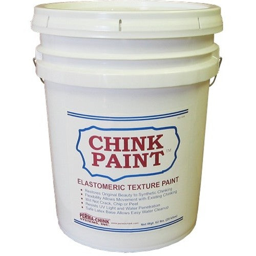 Chink Paint™ - 5 Gallon Bucket