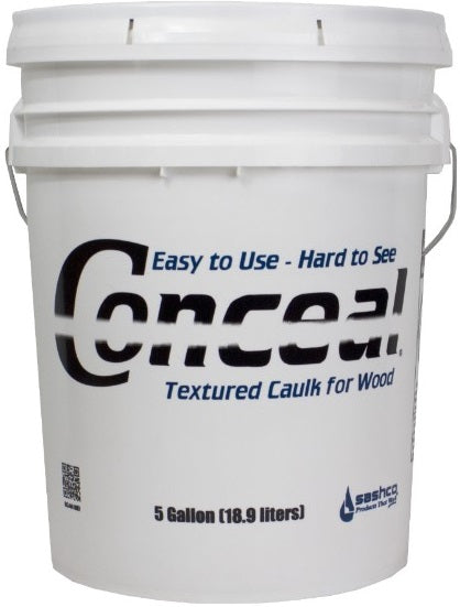 Conceal - Textured Caulk - 5 Gallon Pail