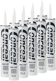 Conceal - Textured Wood Caulk - 10 oz. Single Tube caulk chink caulking chinking wood log home cabin textured colored sashco spline