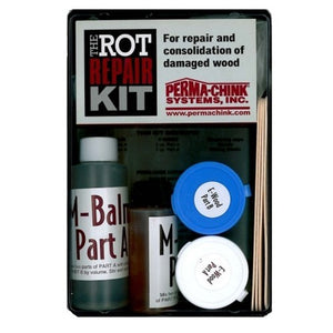 The Rot Repair Kit - Epoxy Kit