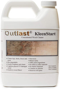 Outlast® KleenStart™ - Wood Cleaner & Brightener