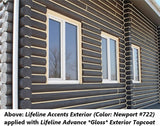 Lifeline Accents - Exterior Wood Stain - 1 Gallon