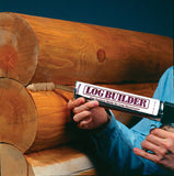 Log Builder - Wood Caulk - 30 oz. Tubes - Case of 10