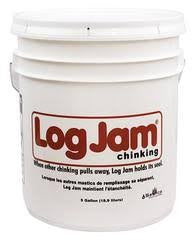 Log Jam - Chinking - 5 Gallon Bucket