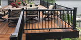 Preassembled Picket Railing Panels - Horizontal