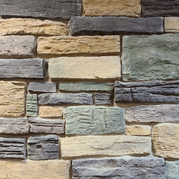 Cultured Stone - Rustic Rubble Northern Weather Edge