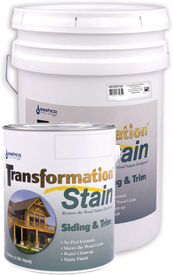 Transformation Stain® Siding and Trim
