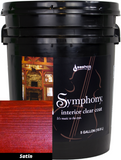 Symphony® Interior Clear Wood Finish