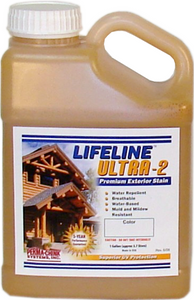 Lifeline Ultra-2 - Exterior Stain - 1 Gallon