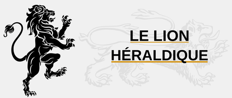 lion heraldique