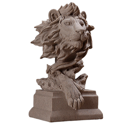 Décoration Lion