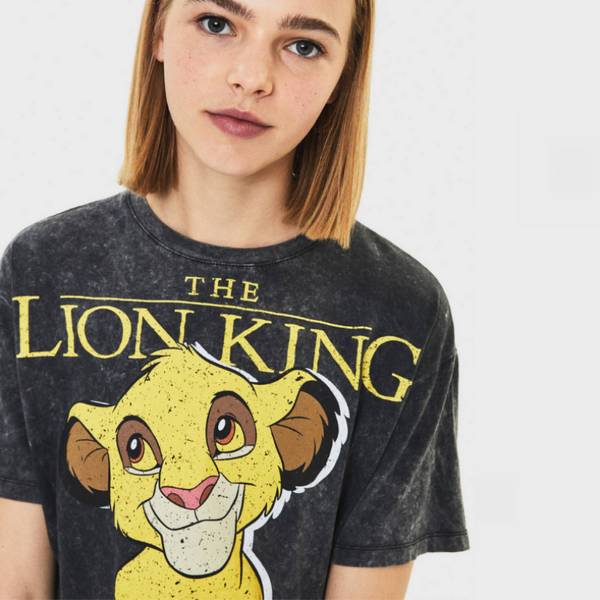 T shirts roi lion