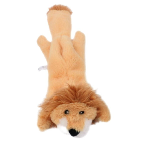 Peluche lion grand corps