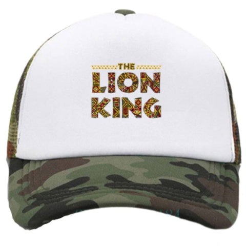 casquette the lion king