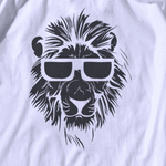 t shirt luntte lion