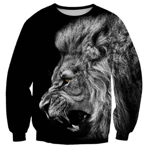 Pull Lion Insoumis